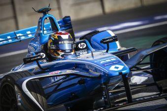 Команда Renault E.Dams і Себастьєн Буемі здобули призове місце втретє поспіль