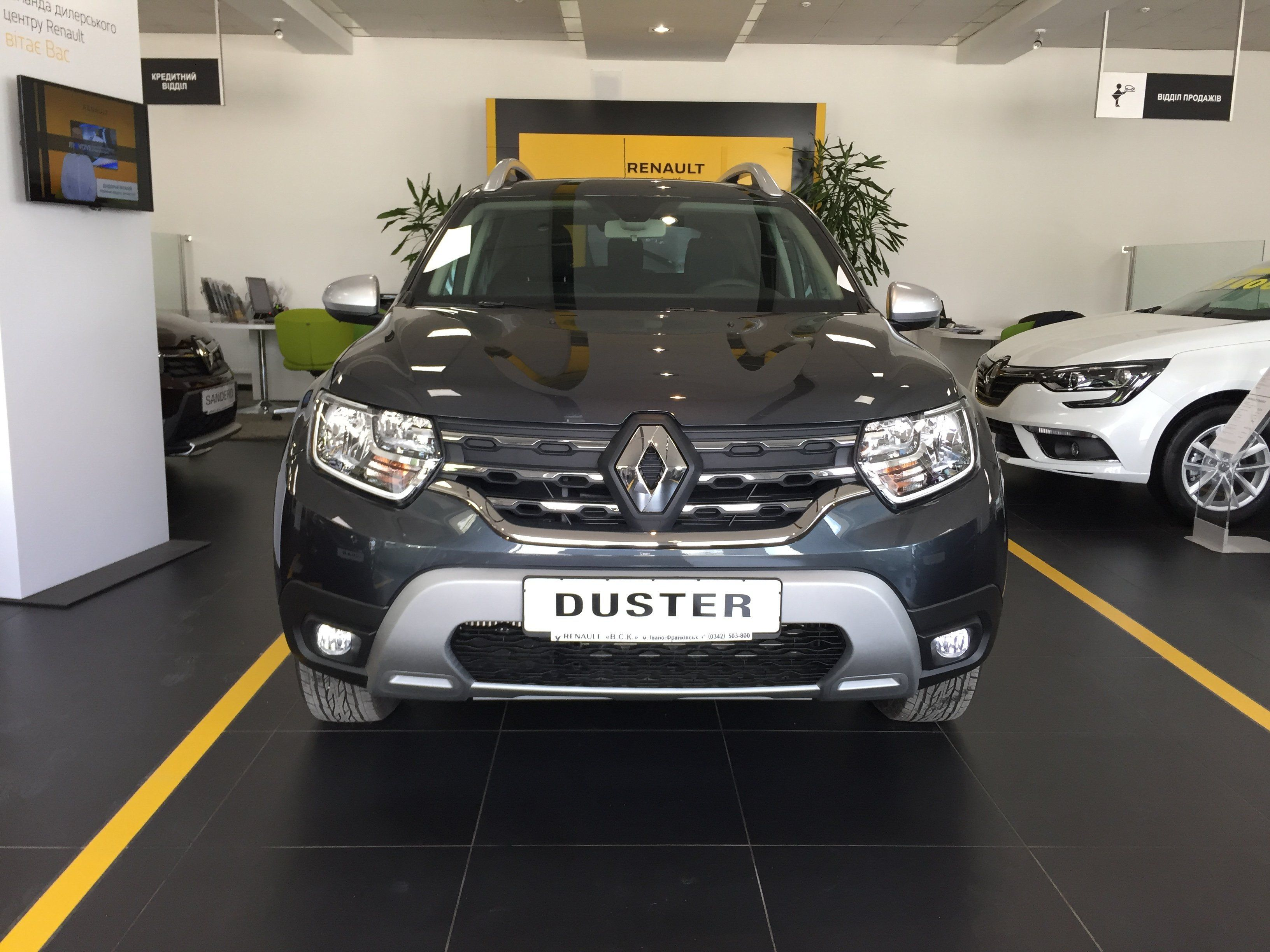 NEW RENAULT DUSTER 2018 ВЕРСІЯ ZEN