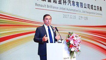 Совместное предприятие GROUPE RENAULT и BRILLIANCE по производству легких коммерческих автомобилей в Китае