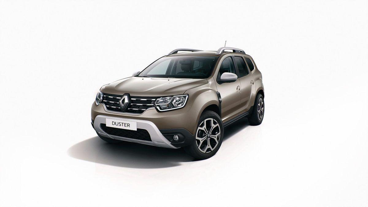 Нові круті версії бестселлеру Renault Duster