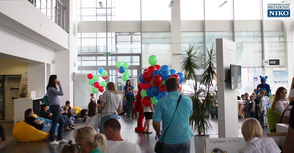 В дилерском центре «НИКО Прайм Мегаполис» состоялось мероприятие - «Академия безопасности» Renault