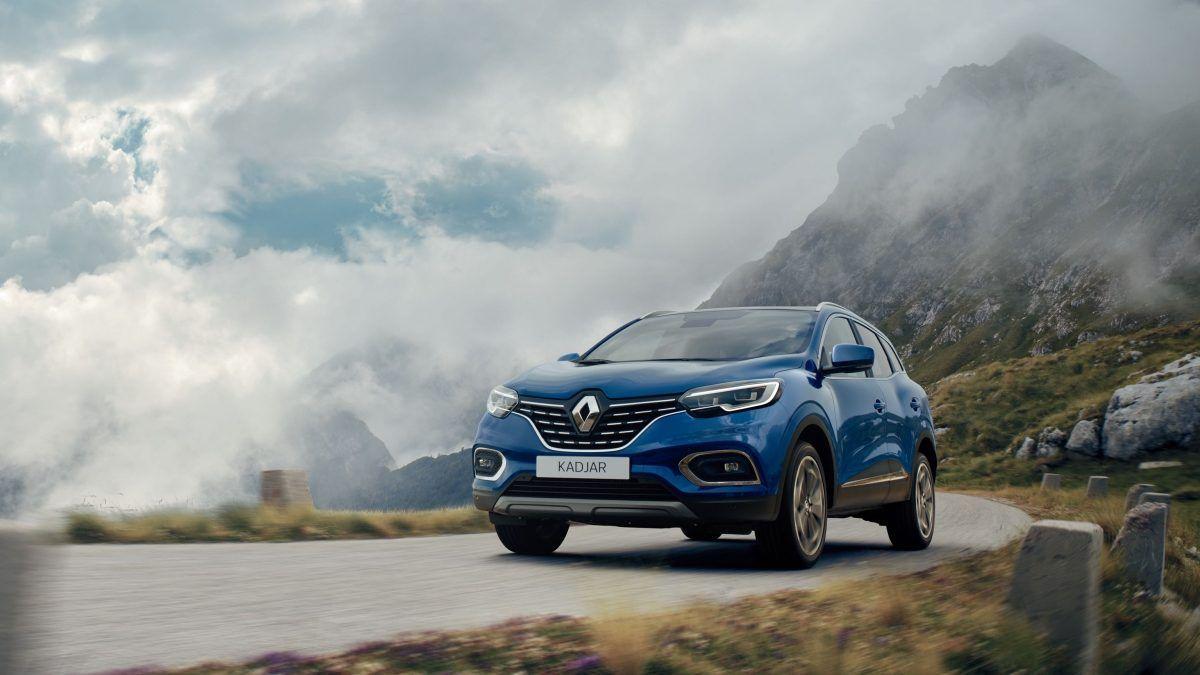 Новий Renault KADJAR
