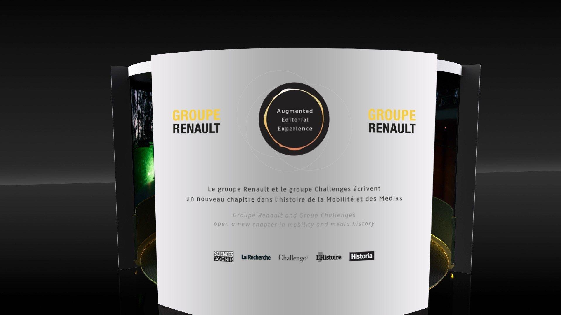 Renault на паризькому автосалоні