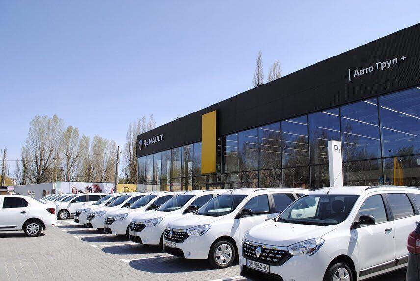 Открытие нового концептуального центра RENAULT STORE ODESSA