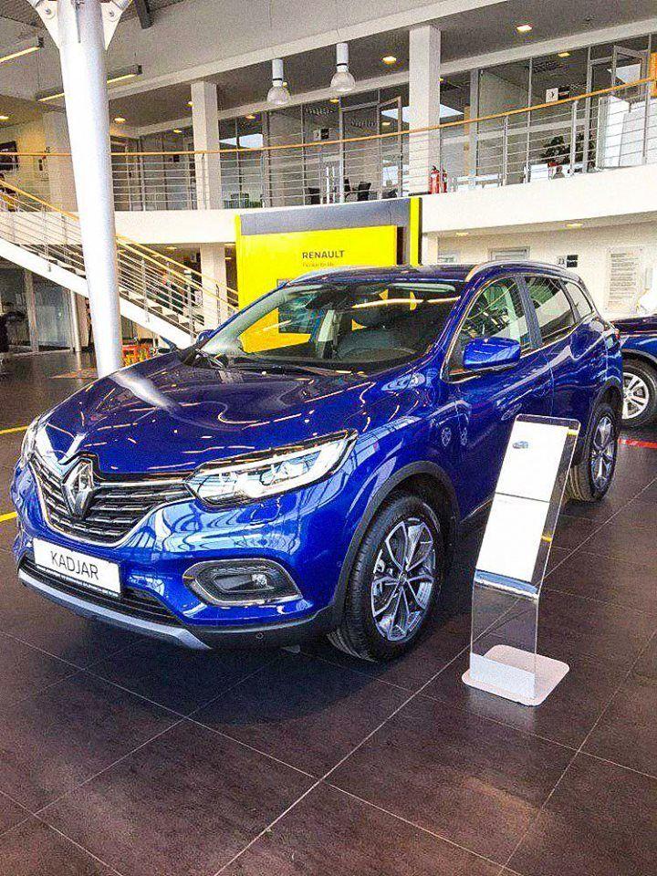 Встречайте новый Renault Kadjar!