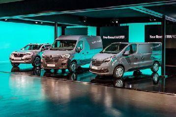 Groupe Renault: легкі комерційні автомобілі НАБУВАЮТЬ новОГО вимірУ