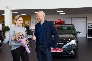 Renault Sandero вручили переможниці конкурсу «Автомобіль року в Україні 2019»