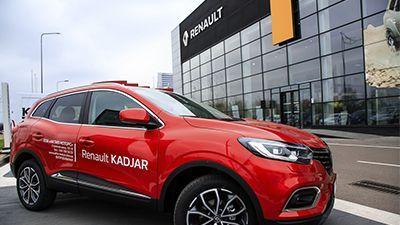RENAULT - лідер автомобільного ринку 2019 року
