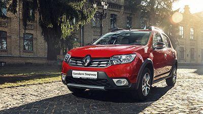 Лімітовані версії Techroad на бестселери Renault