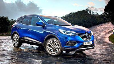 Яскравий тест-драйв оновленого Renault KADJAR