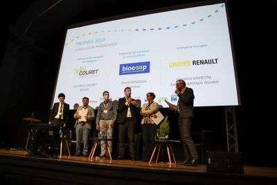 Група Renault отримує EVE TROPHY