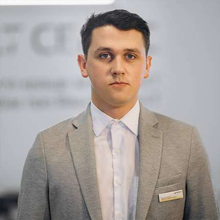 Михайло Поведа – консультант сервісу