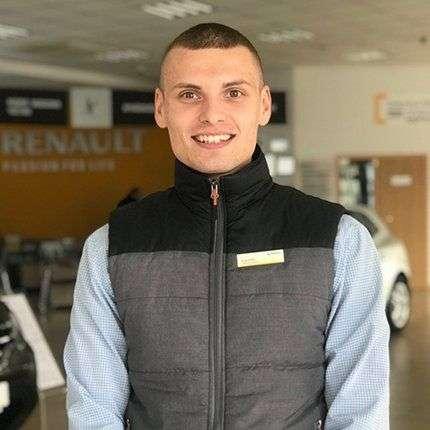 Артур Кийко - інженер з гарантійного обслуговування