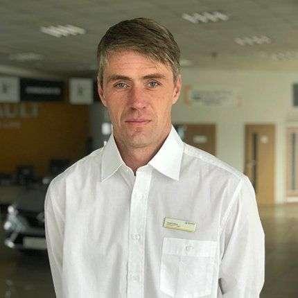 Андрій Олійник - консультант сервісу