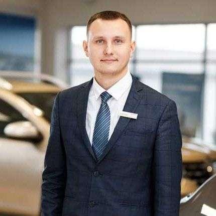 Ігор Миколайчук  - керівник відділу продажу