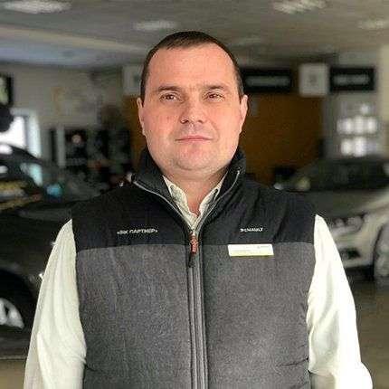 Олександр Бицюк - менеджер з продажу запасних частин та аксесуарів