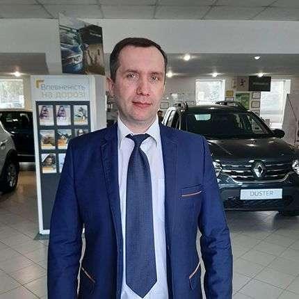 Левкович Юрій – керівник віддліу продажу