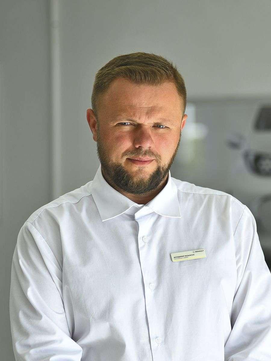Володимир Мельничук